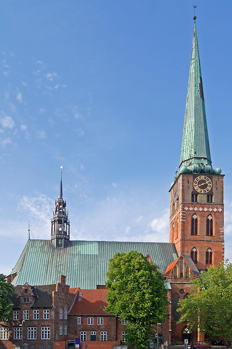 St Jakobi Lübeck