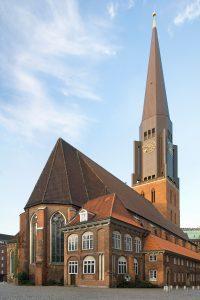 Pilger-Vesper in der Hauptkirche St. Jacobi @ Hauptkirche St. Jacobi Hamburg