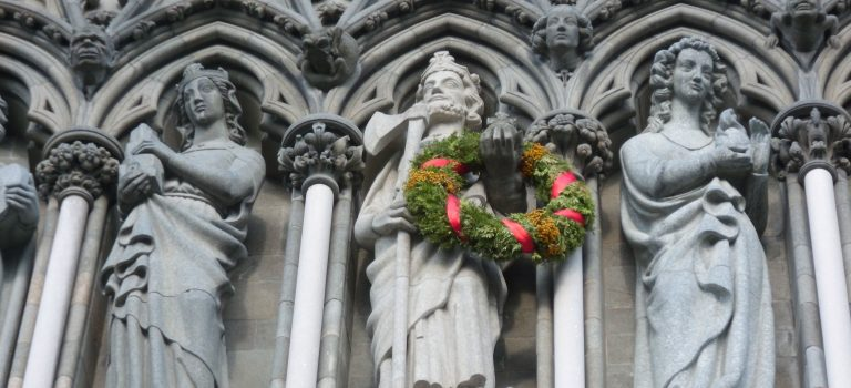 Olav nachspüren — Pilgern auf dem Olavsweg