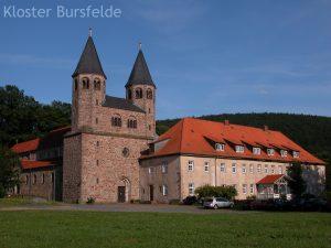 Pilgerweg Loccum-Volkenroda: auf Etappe 11a: Uslar nach Bursfelde (20 km) @ Uslar