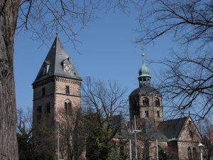 Pilgerweg Loccum-Volkenroda: auf Etappe 5b: Von Hameln nach Hämelschenburg (8 km) @ Hameln