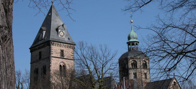 Münster St. Bonifatius Hameln, Foto: Haus kirchlicher Dienste