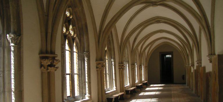 Kreuzgang Kloster Loccum, Foto: Haus kirchlicher Dienste