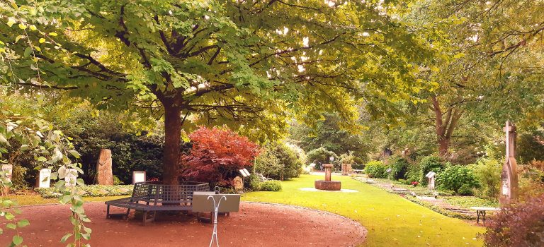 Ohlsdorfer Jahreszeitenweg Herbst@Parkfriedhof Ohlsdorf